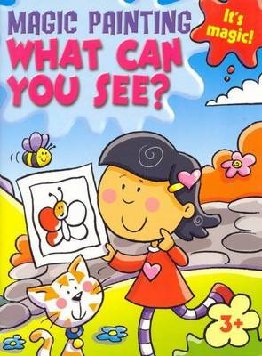 Magic Painting: What Can You See?