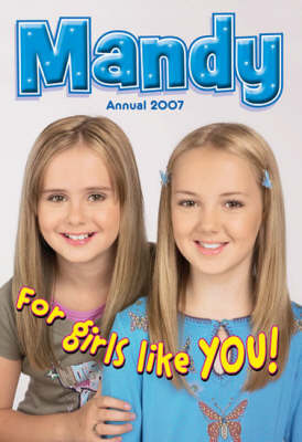 """""""Mandy"""" Annual: For Girls: 2007"""