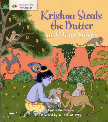 """""""Krishna Steals the Butter"""" and Other Stories"""