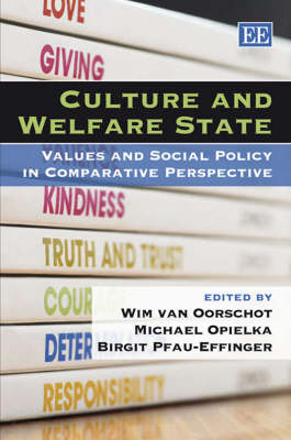 Culture and Welfare State: Values and Social Policy in Comparative Perspective