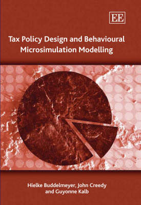 Tax Policy Design and Behavioural Microsimulation Modelling
