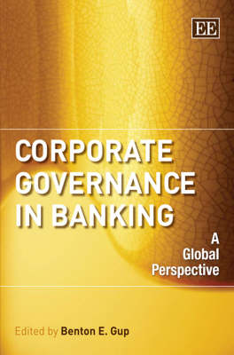 Corporate Governance in Banking: A Global Perspective