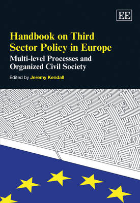 Handbook on Third Sector Policy in Europe: Multi-Level Processes and Organized Civil Society