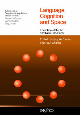 Language, Cognition and Space: The State of the Art and New Directions