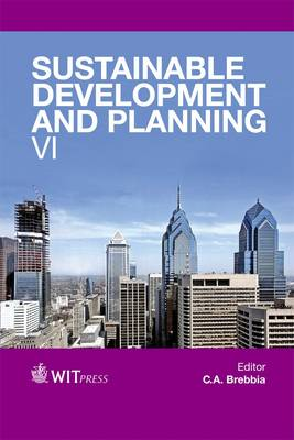 Sustainable Development and Planning: VI