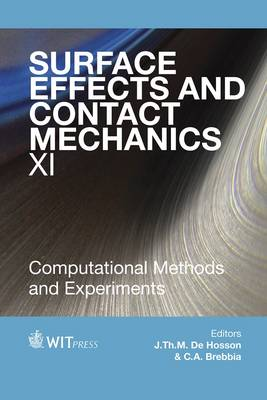 Surface Effects and Contact Mechanics: Computational Methods and Experiments: XI