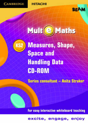 Mult-e-Maths KS2 Measures, Shape, Space and Handling Data CD ROM