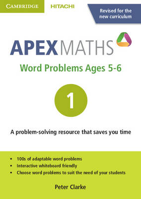 Apex Word Problems Ages 5-6 DVD-ROM 1 UK edition