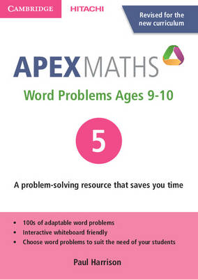 Apex Word Problems Ages 9-10 DVD-ROM 5 UK edition