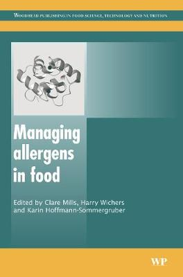 Managing Allergens in Food
