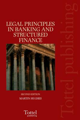 Legal Principles in Banking and Structured Finance