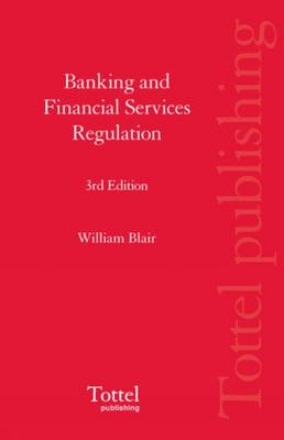 Banking and Financial Services Regulation