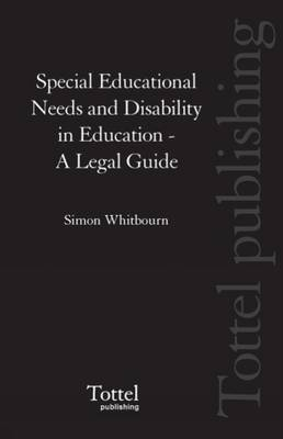 Special Educational Needs and Disability in Education: A Legal Guide