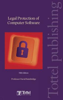 Legal Protection of Computer Software: Information Technology