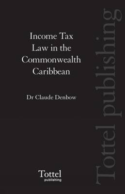 Income Tax Law in the Commonwealth Caribbean