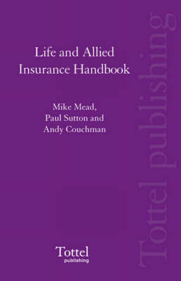 Life and Allied Insurance Handbook