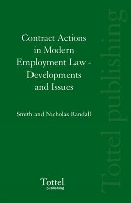 Contract Actions in Modern Employment Law: Developments and Issues