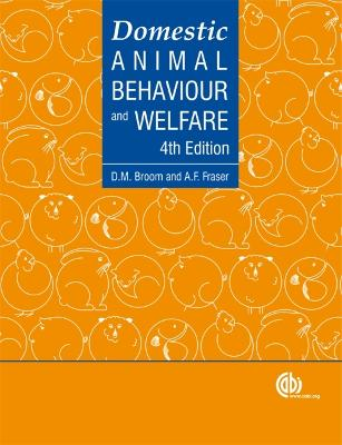 Domestic Animal Behaviour and Welf