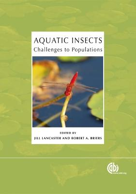Aquatic Insects: Challenges to Populations