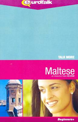 Talk More - Maltese: An Interactive Video CD-ROM