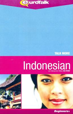 Talk More - Indonesian: An Interactive Video CD-ROM