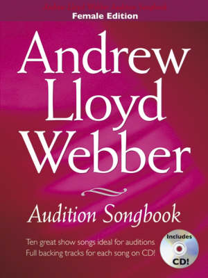 Andrew Lloyd Webber Audition Songbook (female Edition)