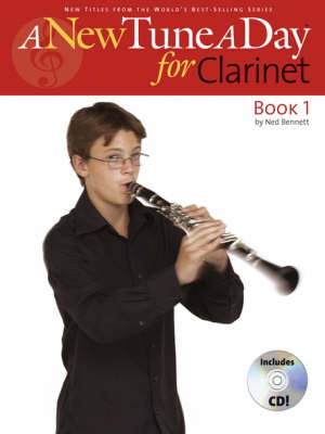 A New Tune A Day: Clarinet - Book 1 (CD Edition)