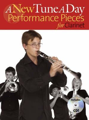 A New Tune A Day: Performance Pieces (Clarinet)