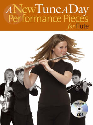 A New Tune A Day: Performance Pieces (Flute)