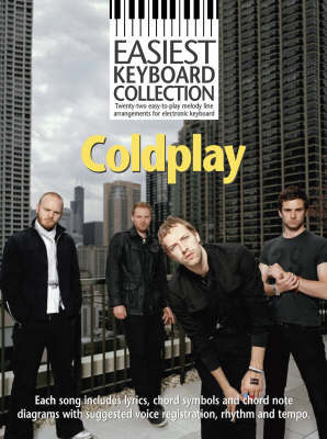 Easiest Keyboard Collection: Coldplay