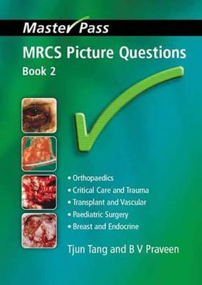 MRCS Picture Questions: A Practical Guide, v. 3