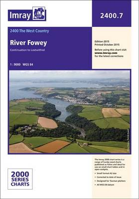 Imray Chart 2400.7: River Fowey to Lostwithiel