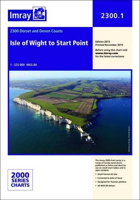 Imray Chart 2300.1: Isle of Wight to Start Point