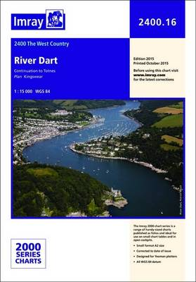 Imray Chart: Laminated River Dart