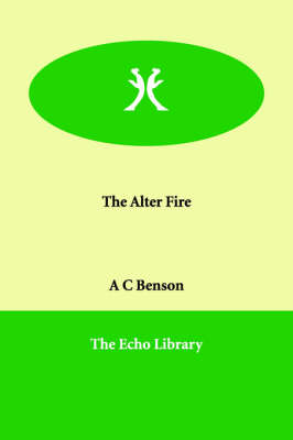 The Alter Fire