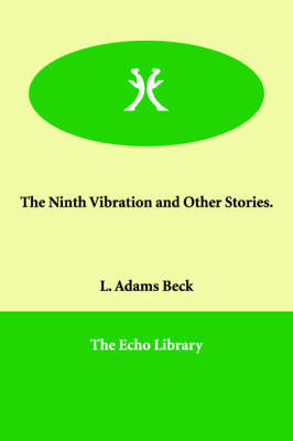 The Ninth Vibration and Other Stories.