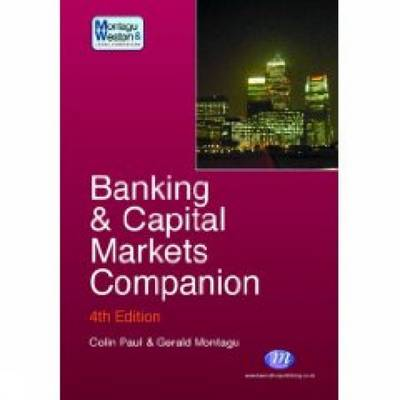 Banking and Capital Markets Companion 2005-06: 2005-6