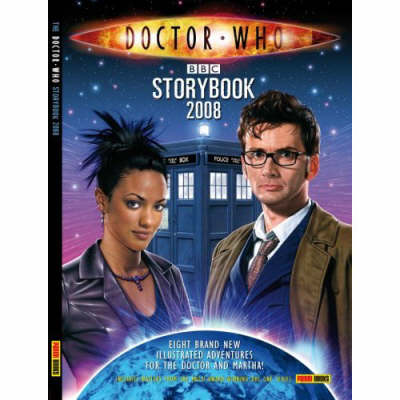 """Doctor Who"": Storybook: 2008"