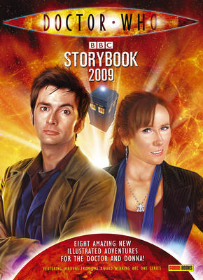 """""""Doctor Who"""" Storybook: 2009"""