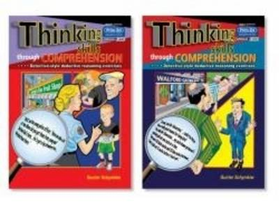 Thinking Skills Through Comprehension: Exercises in Deductive Reasoning: Middle