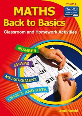 Maths Homework: Back to Basics Activities for Class and Home: Bk. C