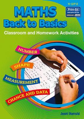 Maths Homework: Back to Basics Activities for Class and Home: Bk. E