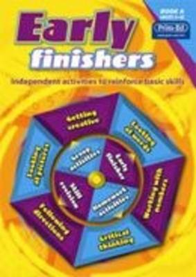 Early Finishers: Independent Activities to Reinforce Basic Skills: Bk. A
