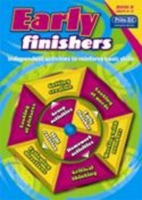 Early Finishers: Independent Activities to Reinforce Basic Skills: Bk. B