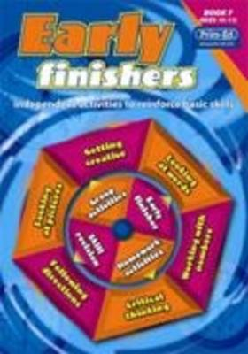 Early Finishers: Independent Activities to Reinforce Basic Skills: Bk. F