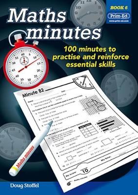 Maths Minutes: Book 6