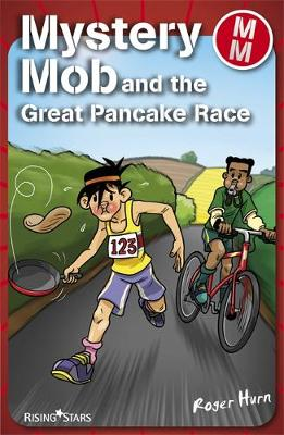Mystery Mob and the Great Pancake Race