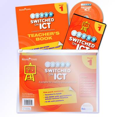 Switched on ICT Year 1