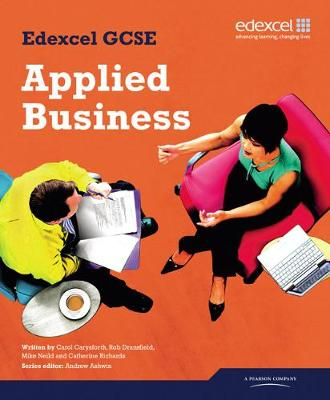 Edexcel GCSE in Applied Business Student Book