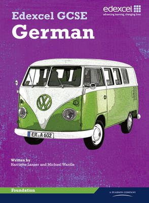 Edexcel GCSE German - Student's book foundation
